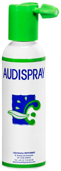 AUDISPRAY korvasuihke 50 ml