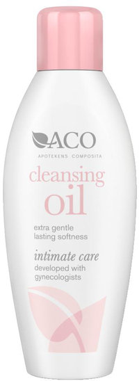 * * ACO INTIMATE CARE CLEANSING OIL puhdistusöljy 150 ml