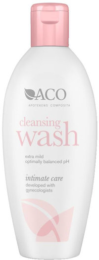 * * ACO INTIMATE CARE CLEANSING WASH intiimialueen pesuneste 250 ml