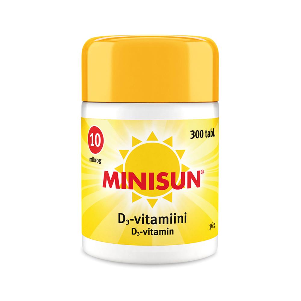 D Vitamiini Vaikutus