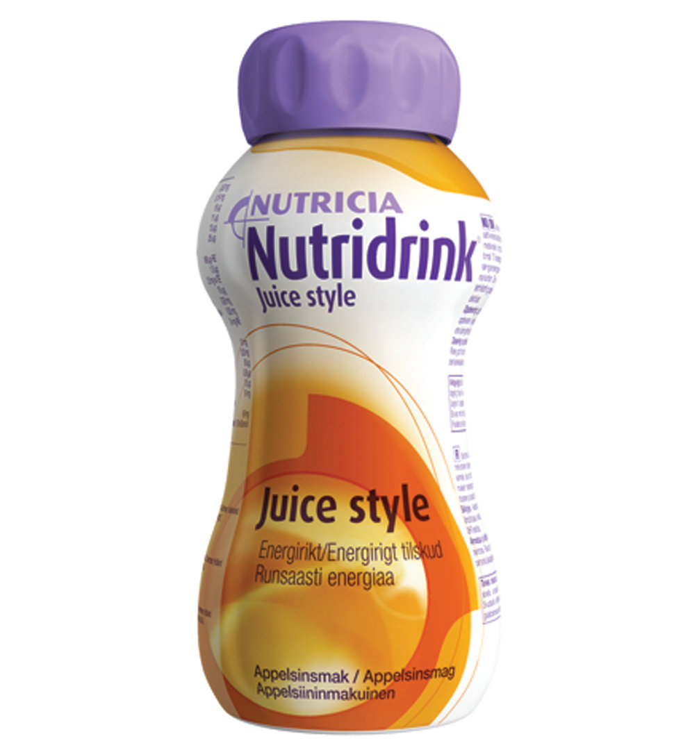 nutridrink yoghurt style smaken