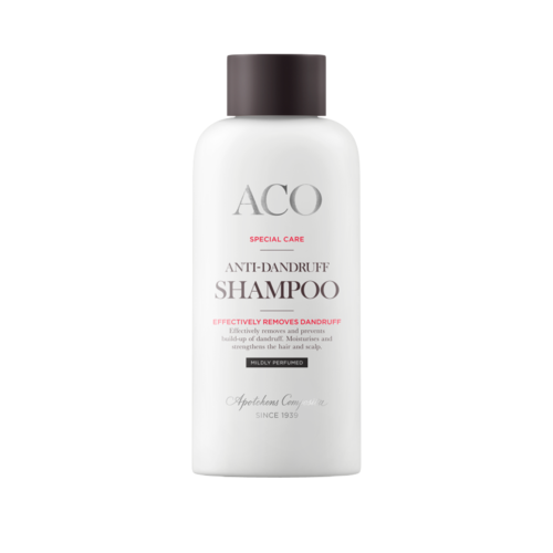 * * ACO SPECIAL CARE ANTI-DANDRUFF hilseshampoo 200 ml