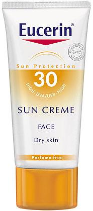 eucerin sun cream face spf 30 aurinkovoide kasvoille yliopiston verkkoapteekki. Black Bedroom Furniture Sets. Home Design Ideas