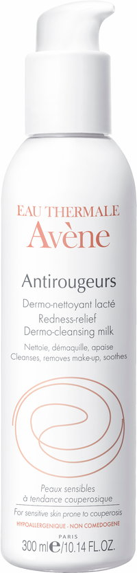 AVENE REDNESS-RELIEF DERMO CLEANSING MILK puhdistusemulsio 300 ml
