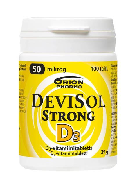 D Vitamiini Akne