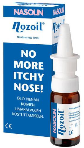 nasolin nenäsumute haittavaikutukset