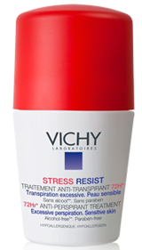 * * VICHY DEO 72h STRESS RESIST antiperspirantti roll-on 50 ml