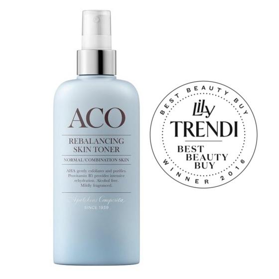 aco rebalancing skin toner