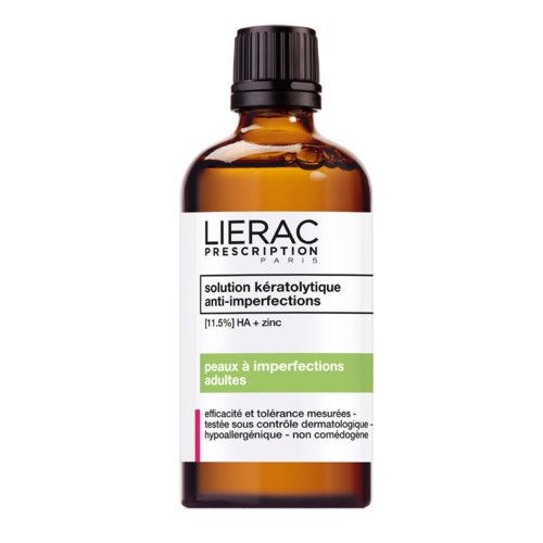 *LIERAC PRESCRIPTION ANTI-BLEMISH keratolyyttinen liuos 100 ml