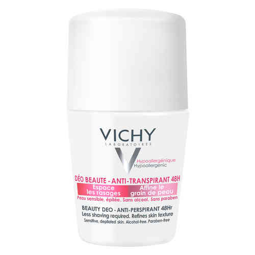 VICHY DEO 48h BEAUTY antiperspirantti roll-on 50 ml