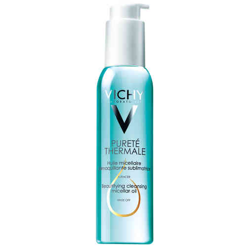 * * VICHY PURETE THERMALE CLEANSING MICELLAR OIL puhdistusöljy 125 ml