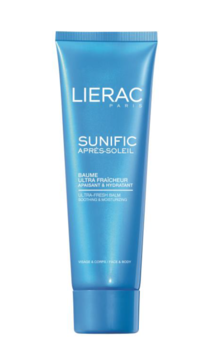 * * LIERAC SUNIFIC AFTER SUN balsami 125 ml