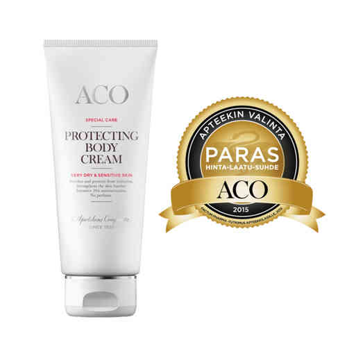 *ACO SPECIAL CARE PROTECTING BODY CREAM vartalovoide 200 ml