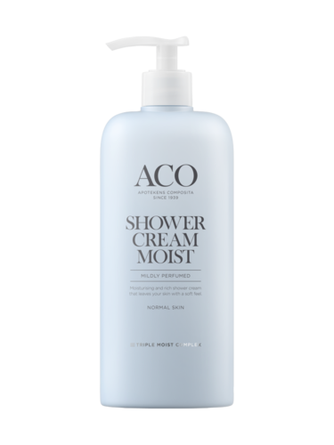 ACO BODY SHOWER CREAM MOIST suihkuvoide 400 ml