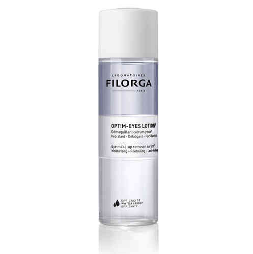 FILORGA OPTIM EYES LOTION silmämeikinpoistoaine-seerumi 110 ml