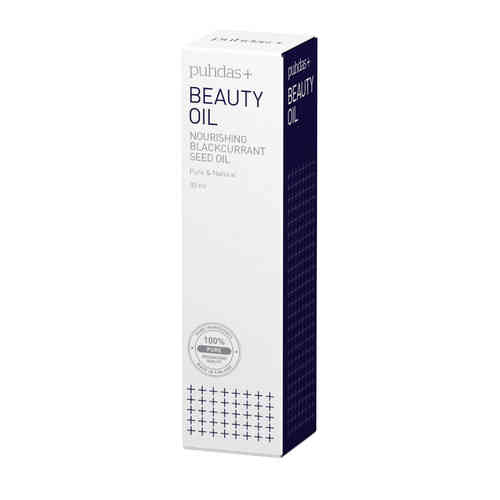 PUHDAS+ BEAUTY OIL BLACKCURRANT kauneusöljy 30 ml *