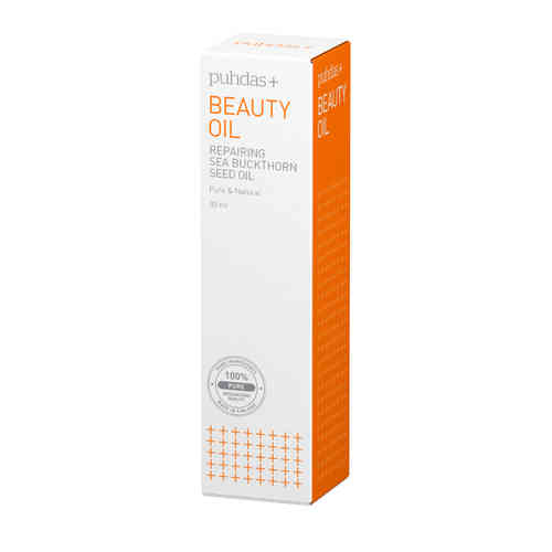 PUHDAS+ BEAUTY OIL SEA BUCKTHORN kauneusöljy 30 ml *