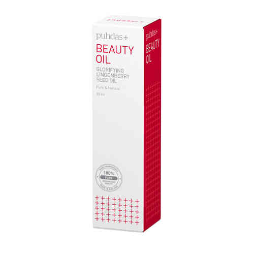 PUHDAS+ BEAUTY OIL LINGONBERRY kauneusöljy 30 ml *