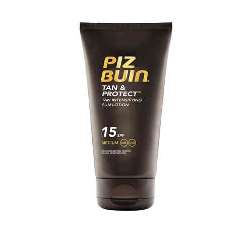 * * PIZ BUIN TAN and PROTECT SUN LOTION SPF 15 aurinkovoide 150 ml