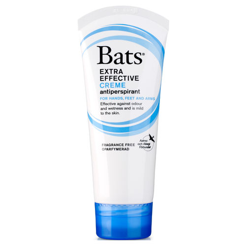 BATS EXTRA EFFECTIVE CREME antiperspirantti 60 g