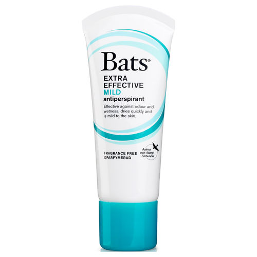 BATS ROLL-ON MILD antiperspirantti roll-on 60 ml