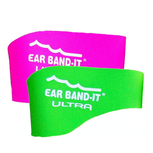 EAR BAND-IT ULTRA korvasuojapanta + korvatulpat, eri kokoja