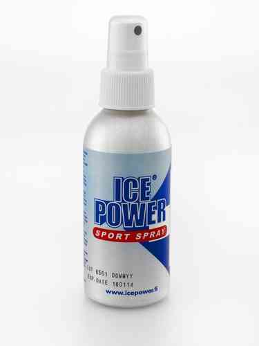 ICE POWER SPORT SPRAY kylmäsuihke 125 ml *