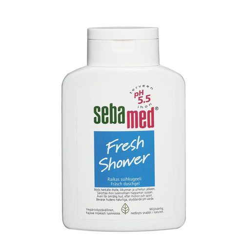 SEBAMED SHOWER FRESH suihkugeeli 200 ml