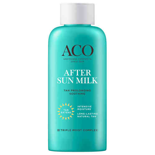 ACO SUN AFTER SUN MILK TAN PROLONGING rauhoittava voide 200 ml