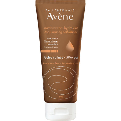 AVENE MOISTURIZING SELF-TANNING LOTION itseruskettava voide 100 ml