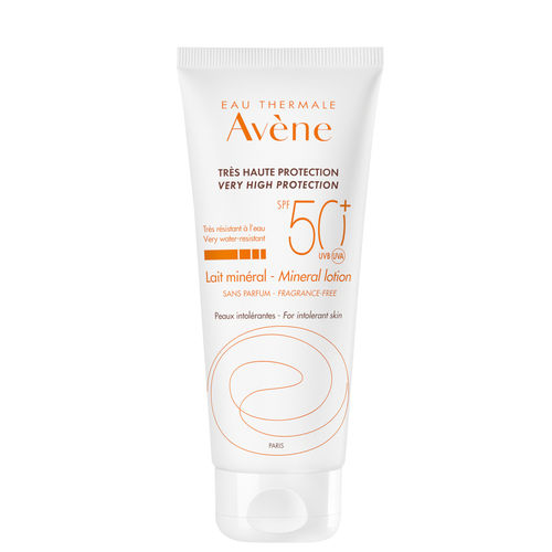 AVÈNE VERY HIGH PROTECTION MINERAL LOTION SPF 50+ aurinkoemulsio 100 ml