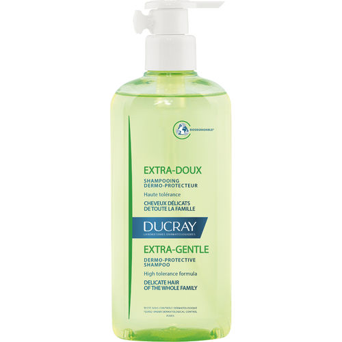 DUCRAY EXTRA-GENTLE shampoo 400 ml