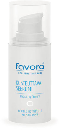 * * FAVORA kosteuttava seerumi 30 ml
