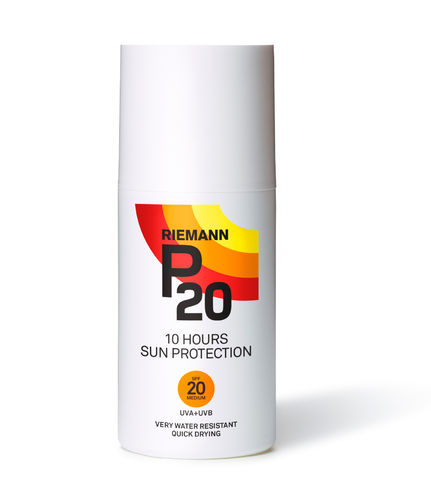 P20 Lotion aurinkosuojavoide SPF 20 200 ml