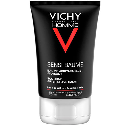 VICHY HOMME SENSI-BAUME AFTER SHAVE hoitobalsami 75 ml