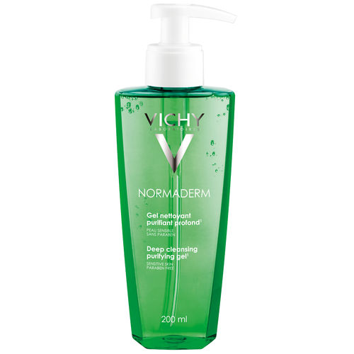 * * VICHY NORMADERM DEEP CLEANSING PURIFYING puhdistusgeeli