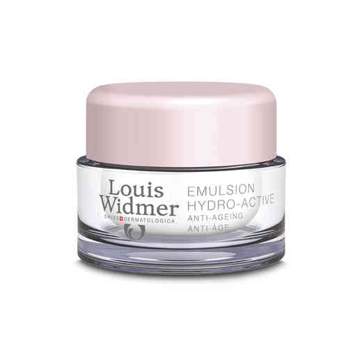 LOUIS WIDMER EMULSION HYDRO-ACTIVE kosteusemulsio 50 ml