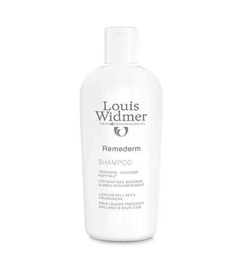 LOUIS WIDMER REMEDERM shampoo 150 ml