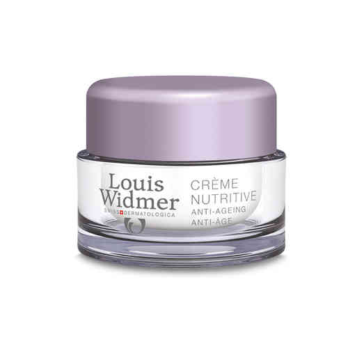 LOUIS WIDMER NUTRITIVE NIGHT CREAM yövoide 50 ml