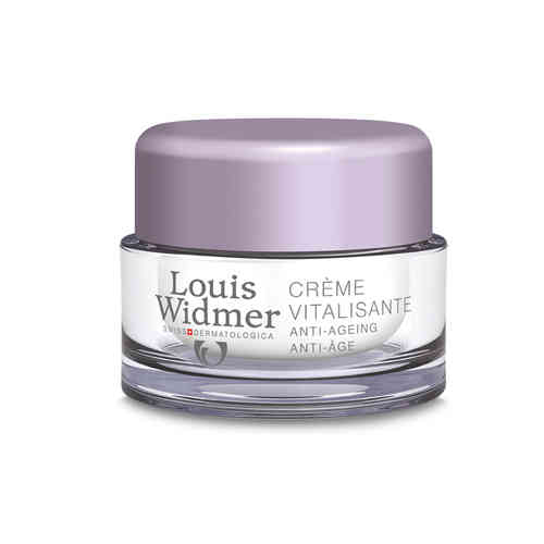 LOUIS WIDMER VITALIZING CREAM yövoide 50 ml