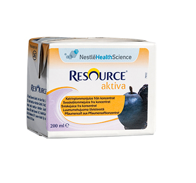 RESOURCE AKTIVA luumumehu 2 dl *