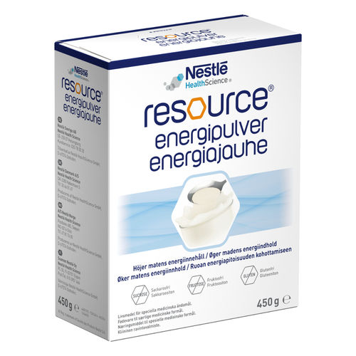 RESOURCE energiajauhe 450 g