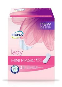 TENA LADY MINI MAGIC imukyky alle 1 tippa 34 kpl