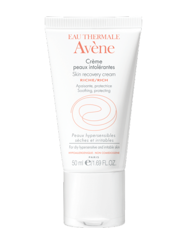 AVENE SKIN RECOVERY CREAM RICH hoitovoide kuivalle iholle 50 ml