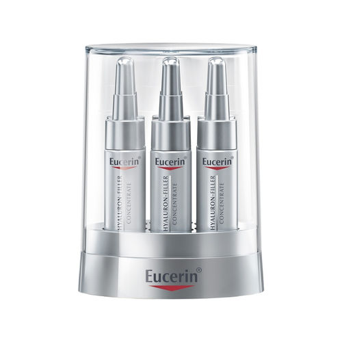 EUCERIN HYALURON-FILLER CONCENTRATE 6 x 5 ml hoitoampulli