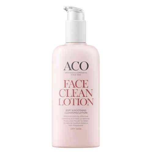 ACO FACE CLEAN SOFT AND SOOTHING puhdistusemulsio 200 ml