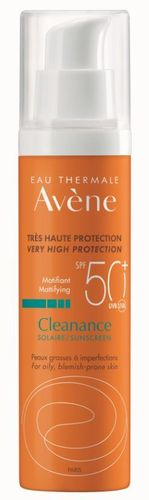 AVENE VERY HIGH PROTECTION CLEANANCE SUN CARE SPF 50+ aurinkosuojaemulsio 50 ml