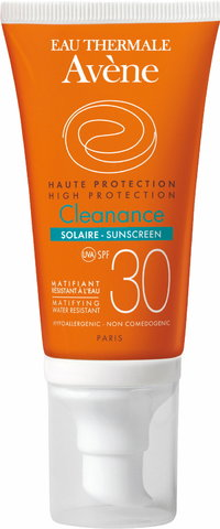 AVENE CLEANANCE HIGH PROTECTION SPF 30 aurinkosuojaemulsio 50 ml