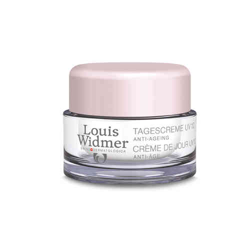 LOUIS WIDMER DAY CREAM UV10 päivävoide 50 ml hajusteeton