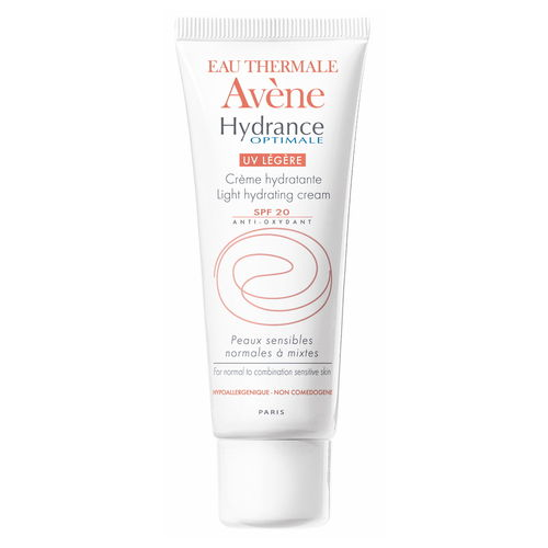 AVENE HYDRANCE OPTIMALE LIGHT SPF 20 kosteusvoide 40 ml